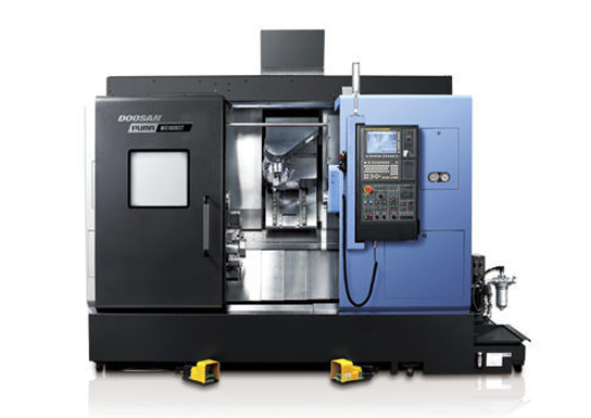 High performens of CNC vertical turning machine