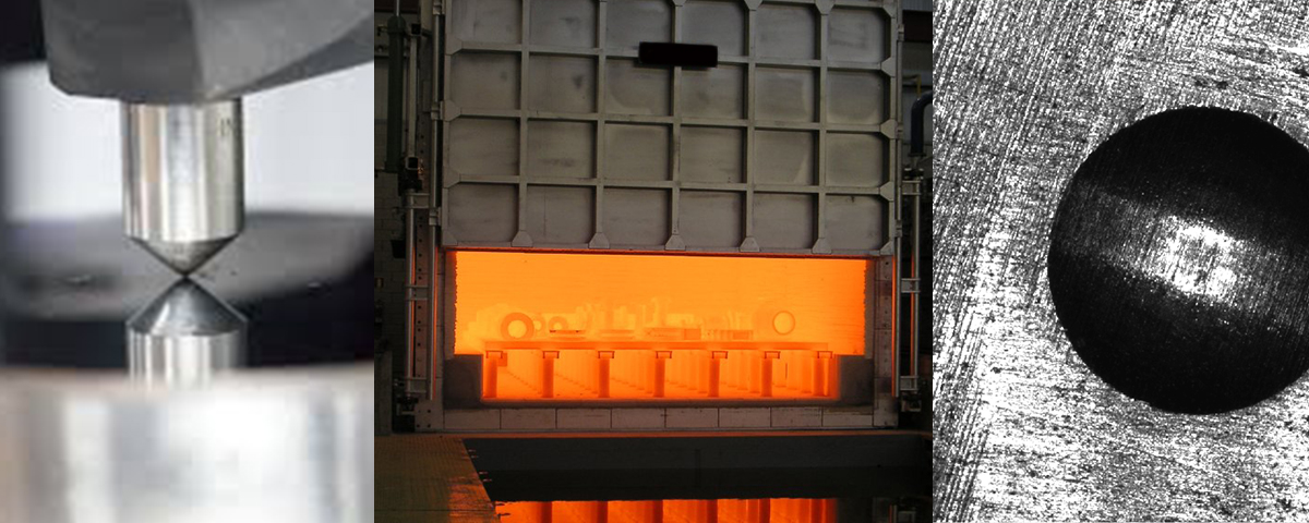 Process of heating the aluminum alloy